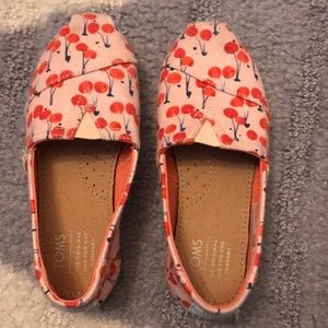 Toms girl shoes